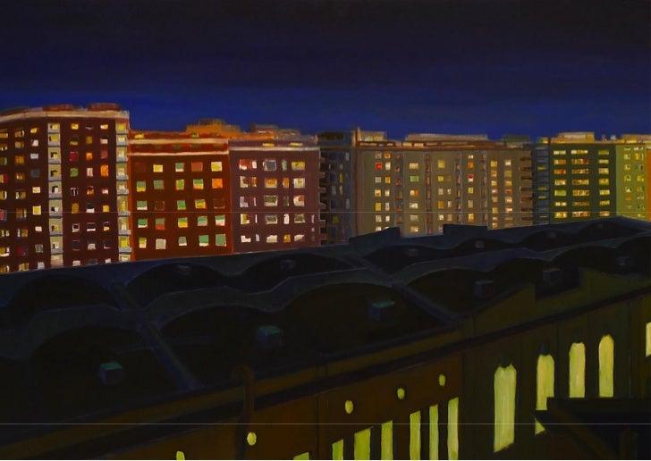 Notturno Di Casa Mia A Roma