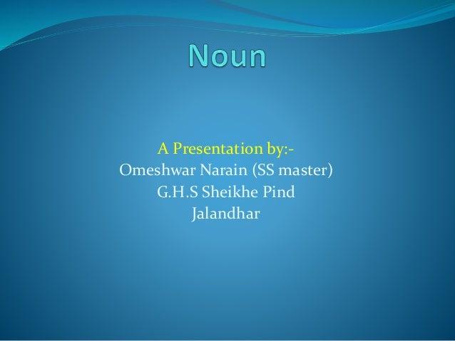 English Grammar - PowerPoint PPT Presentation