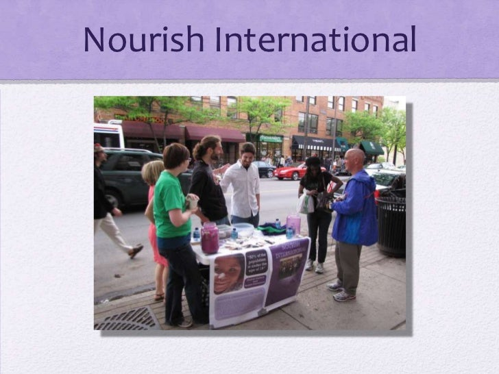 Nourish International<br />