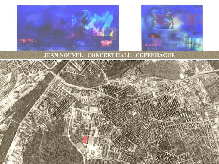 JEAN NOUVEL - CONCERT HALL - COPENHAGUE