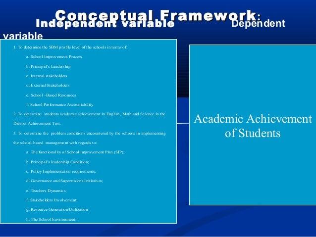 past academic experience essay