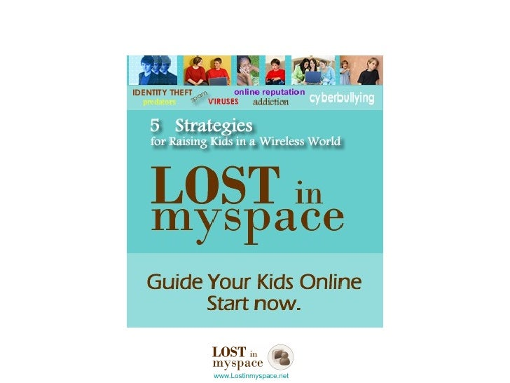Lost in MySpace Parenting Seminar