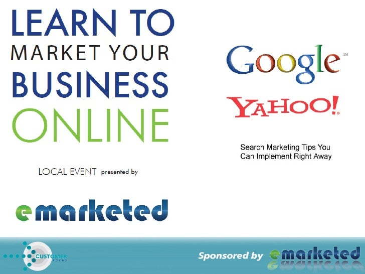 emarketed Los Angles Workshop How To Market Your Business