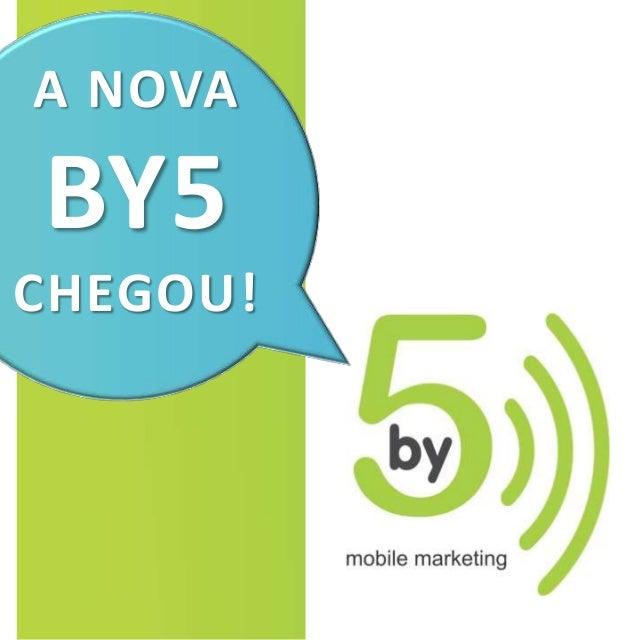 A NOVA BY5 CHEGOU!