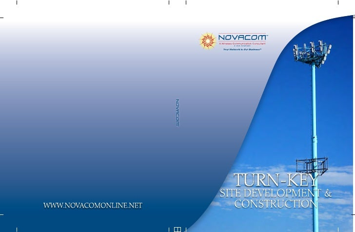 NOVACOM A Wireless Communication Consultant A CES COMPANY Your Network Is Our Business™                             TURN-K...