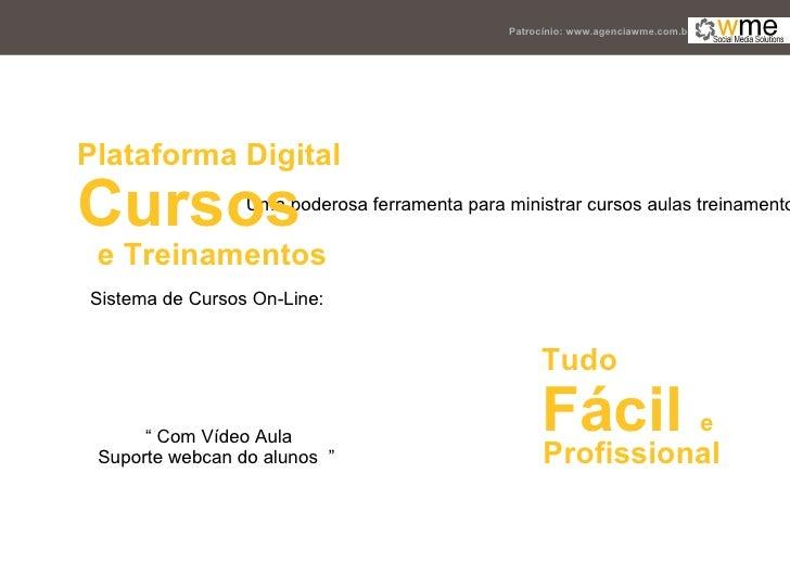 Plataforma videoconferência