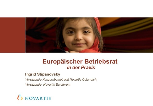 Ingrid Stipanovsky: Der Europäische Betriebsrat