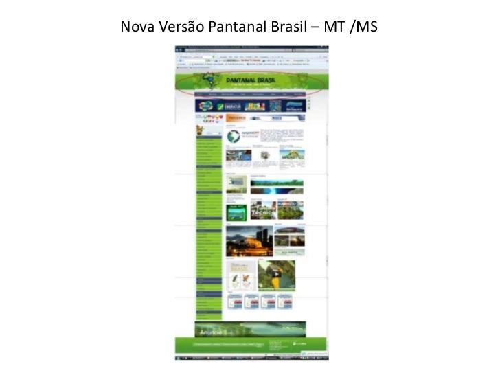 Nova Versão Pantanal Brasil – MT /MS<br />