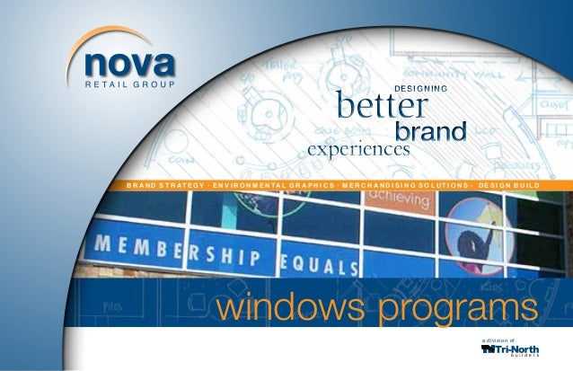 Window Treatments - Nova Retail Group