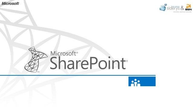 Novedades en SharePoint 2013