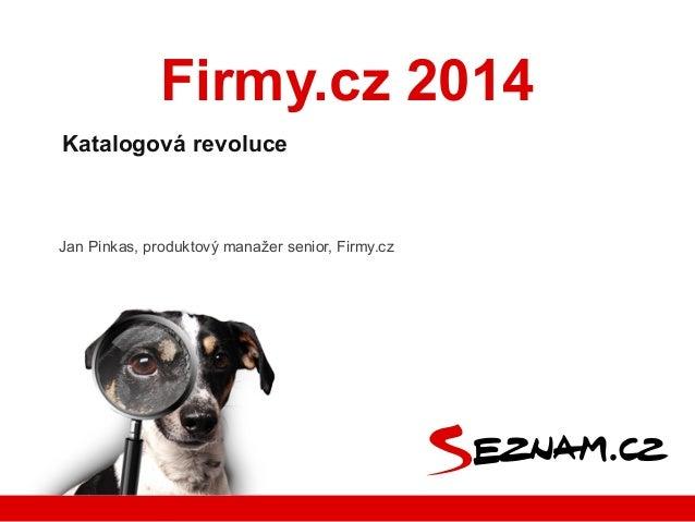 Reklama 2014 - Firmy.cz