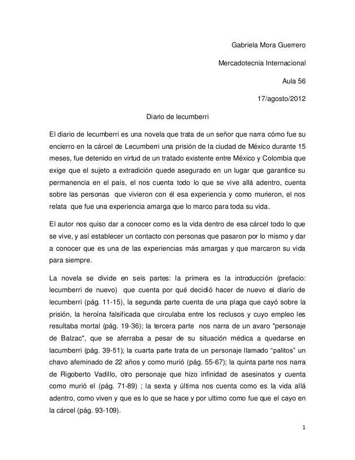 Gabriela Mora Guerrero                                                      Mercadotecnia Internacional                   ...