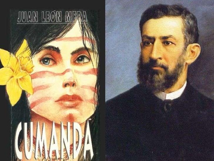 CUMANDA O UN DRAMA ENTRE               SALVAJES Es una novela escrita por el ensayista, novelista, político, ypintor ecuat...