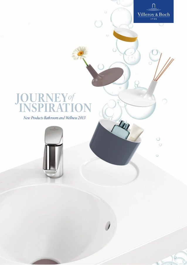 JOURNEYof INSPIRATION New Products Bathroom and Wellness 2013