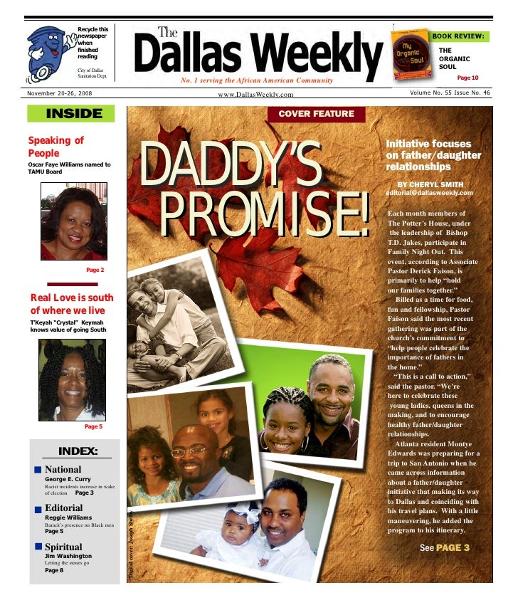 Dallas Daily Weekly