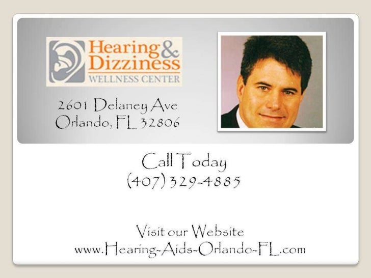 Hearing Aid Repair Orlando FL