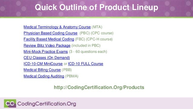 Slideshare November 2014 Qa Medical Coding Webinar