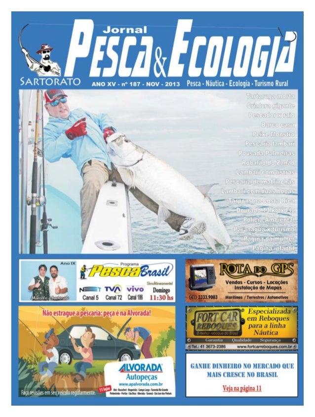 Jornal Pesca Ecologia  1