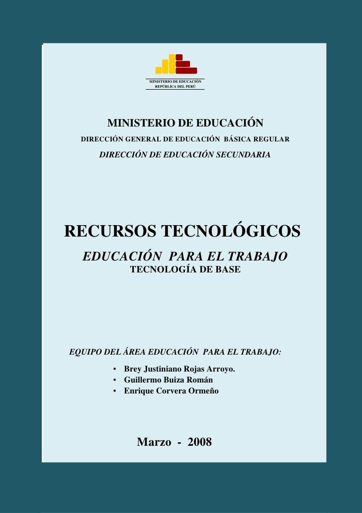 Novena Sesión   Recursos Tecnológicos (Descargar)