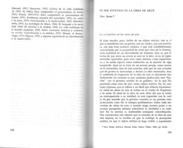 libertad, 1947; Descartes, 1947; Crítica de la vida cotidiana  (l. 1947; TI, 1961); Para comprender el pensamiento de Marx...