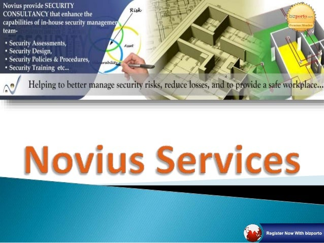 """About Us  Novius Services is a leading """"Life Safety & Security"""" Turnkey Projects execution company with extensive reach a..."""