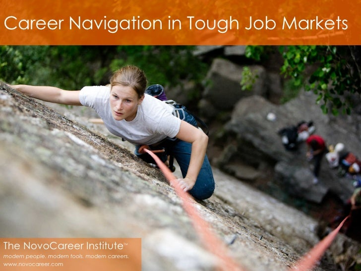 Career Navigation in Tough Job Markets