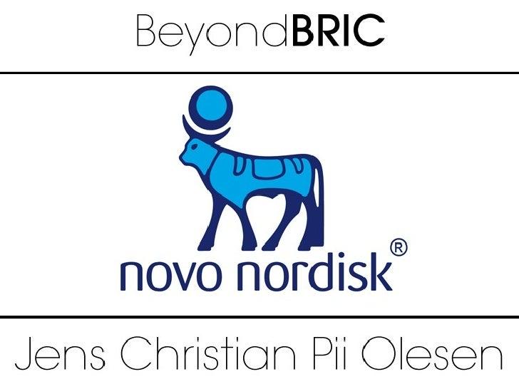 Novo Nordisk BeyondBRIC