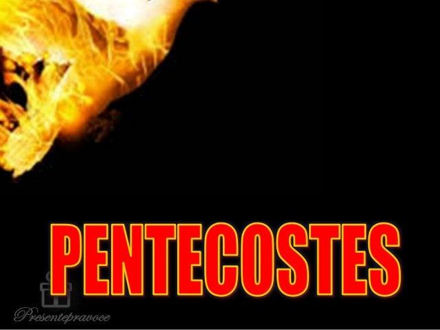 Novo pentecostes