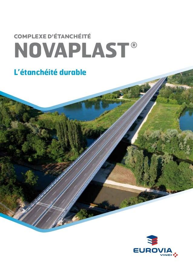 Novoplast® - L'étanchéité durable