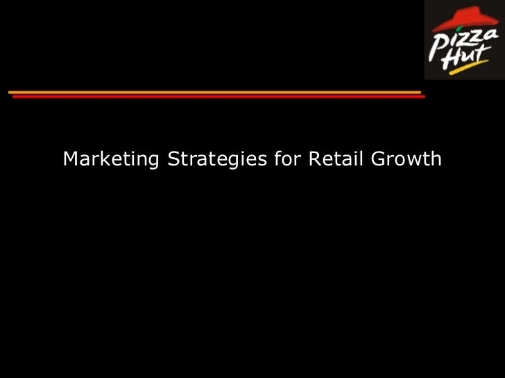 Marketing Strategies for Retail Growth