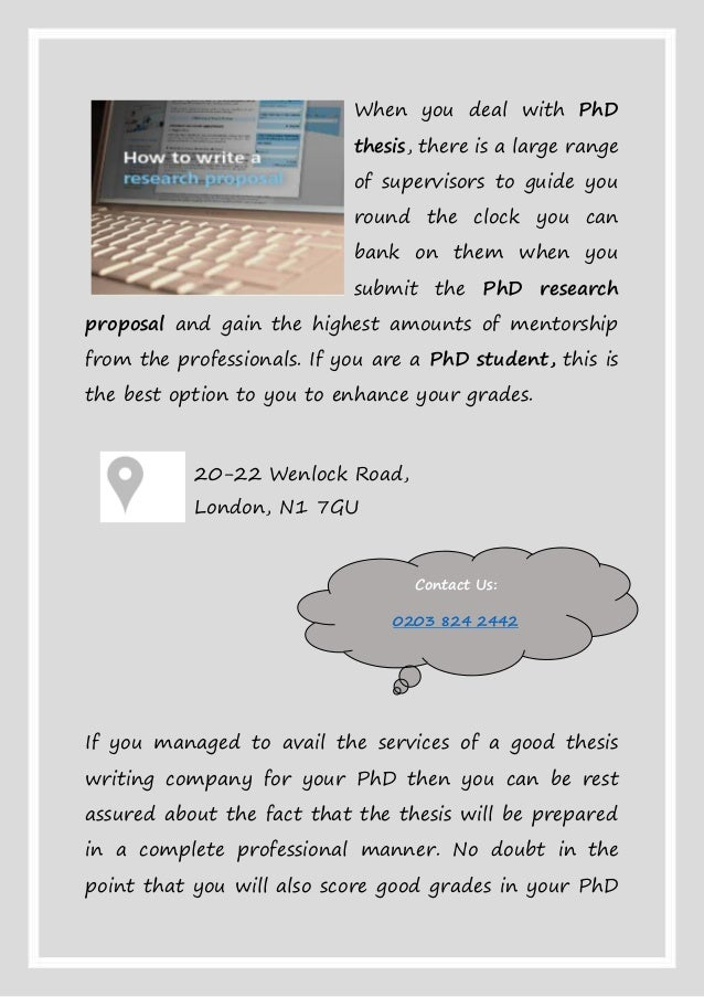 Get phd degree