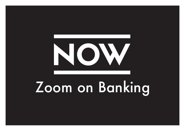 Zoom on Banking