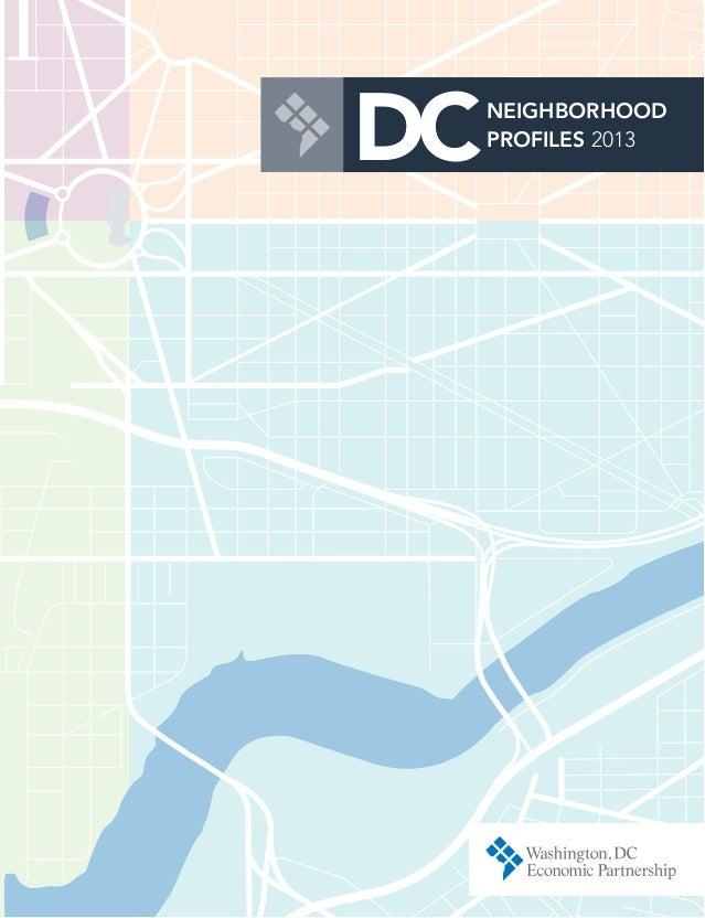 NeighborhoodProfiles 2013DC