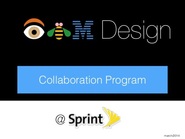 IBM Design Thinking - nano - Workshop  @Sprint Collaboration Day