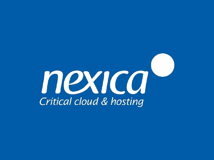 Nexica Private & hybrid cloud