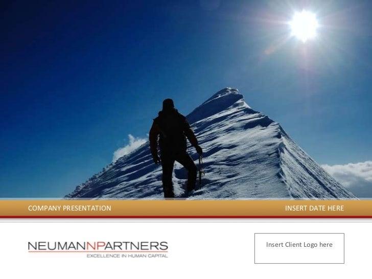 NP Company Presentation