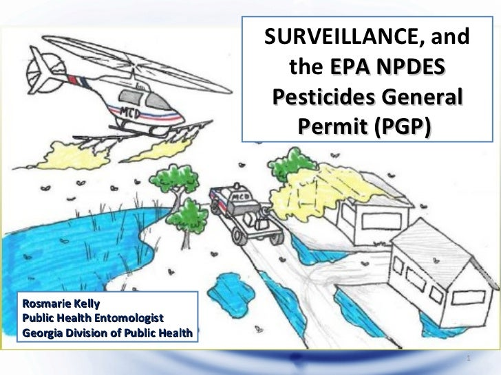 NPDES Permit and Mosquito Surveillance