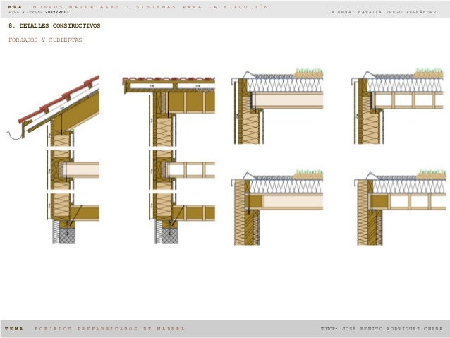 Forjados prefabricados madera - Tablas de madera a medida ...