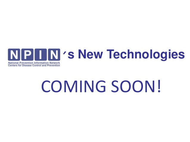 ´s New Technologies COMING SOON!