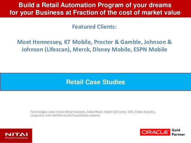 Featured Clients: Moet Hennessey, KT Mobile, Procter & Gamble, Johnson & Johnson (Lifescan), Merck, Disney Mobile, ESPN Mo...