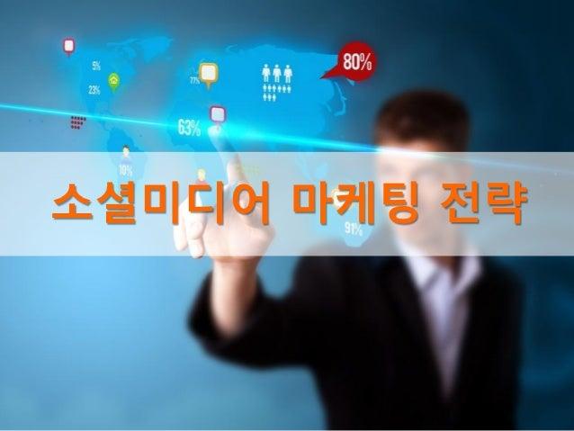 NPO 경영학교 교육 - 소셜미디어 마케팅