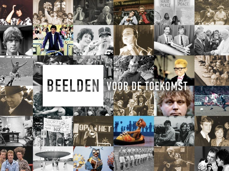 Open Beelden & Waisda?   NPOX&ICO: Mashdagen (warming-up)