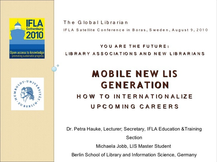Mobile New LIS Generation