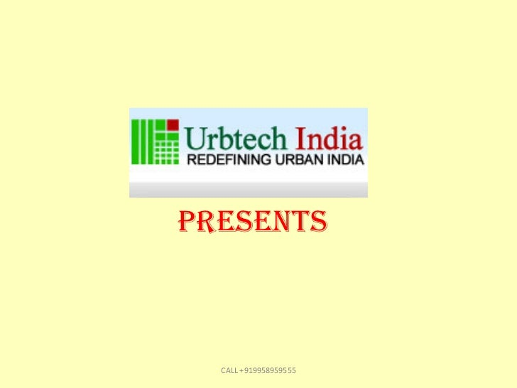 Npx presentation urbtech-call +919958959555