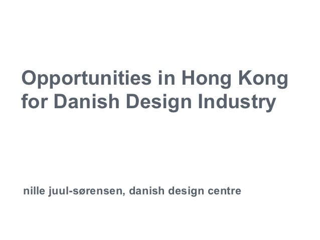 Mr Nille Juhl-Sorensen Danish Design Center