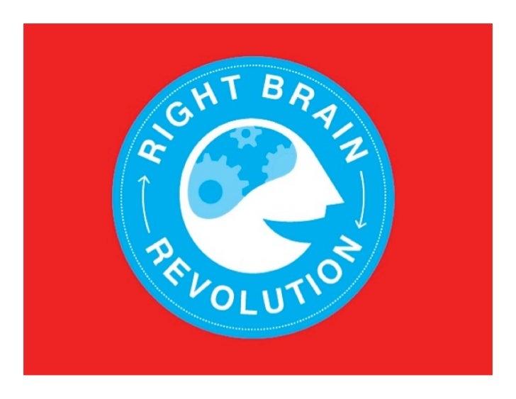Energy BBDO / Proximity Chicago No Right Brain Left Behind Winning Idea