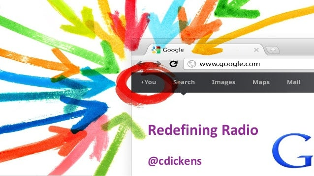 Redefining Radio@cdickens