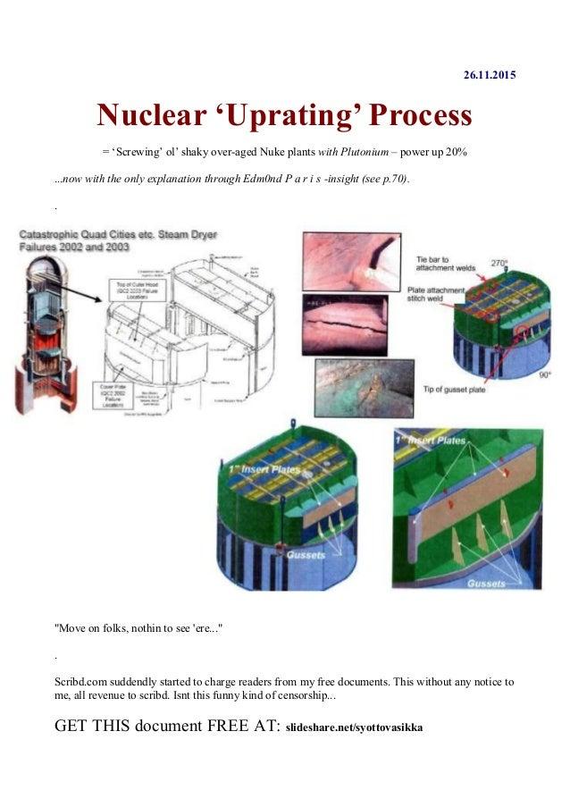 NRC Meeting 512 - Power Uprate via Plutonium