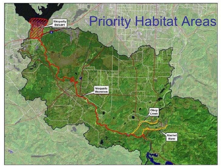 Priority Habitat Areas
