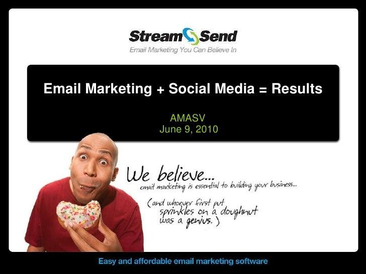 Nrc social + email presentation 2010